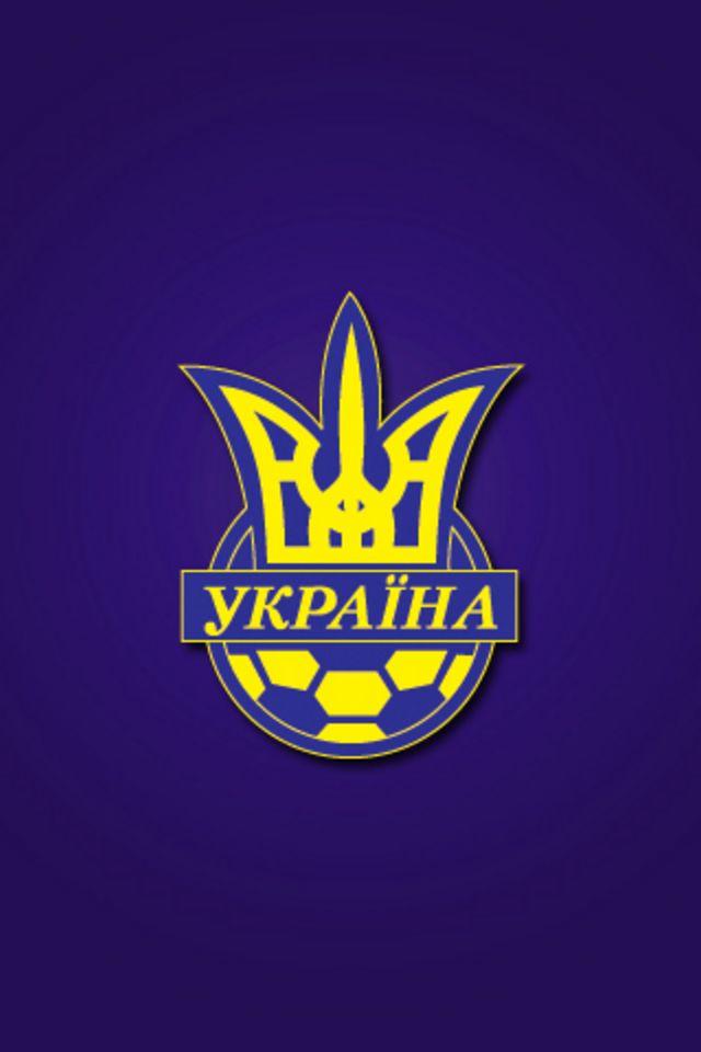 Ukraine Football Logo Wallpaper