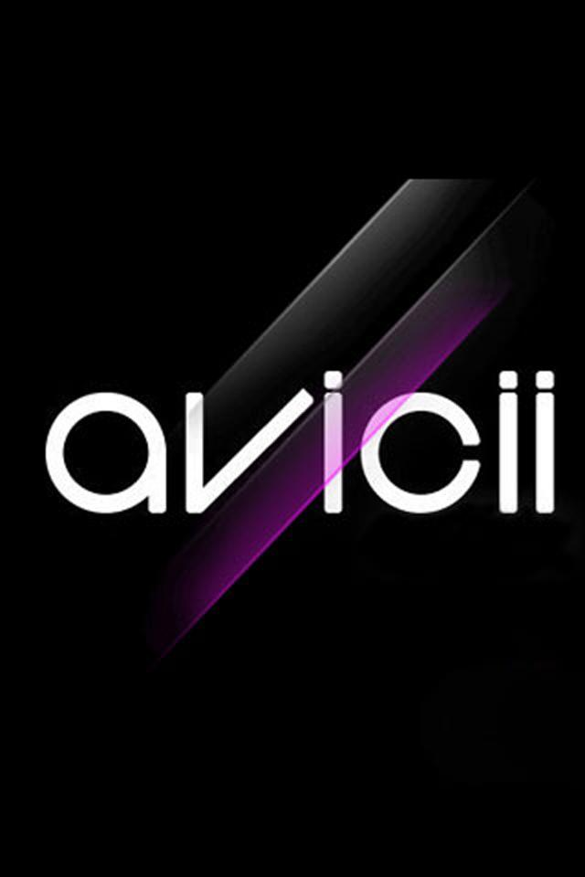 Avicii Logo Wallpaper Iphone
