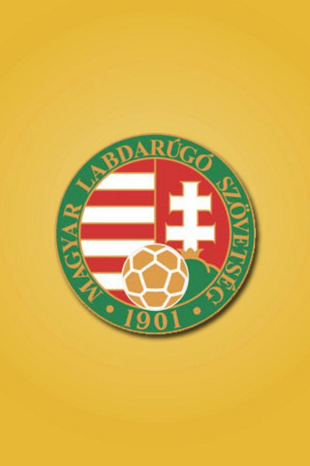 Hungary Football Logo Wallpaper