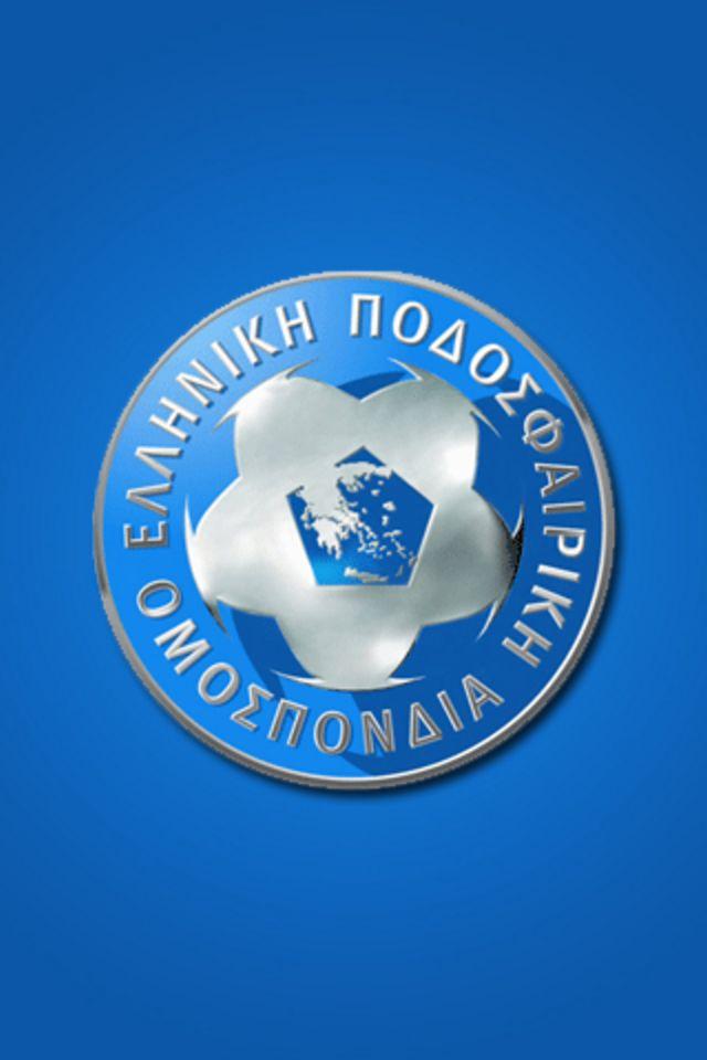 Greece Football Logo Wallpaper