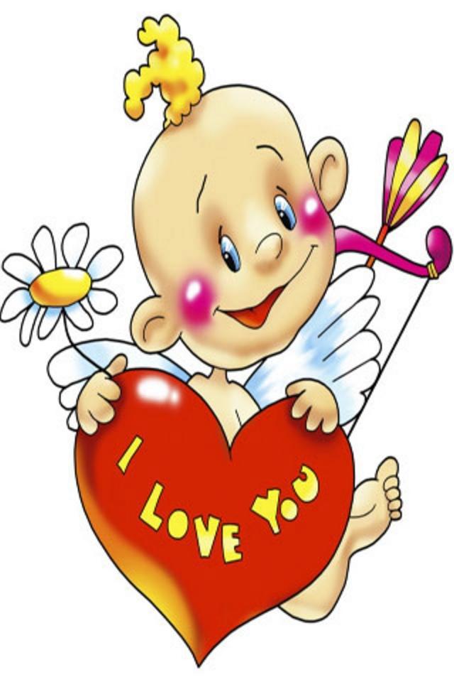 Cupid Wallpaper