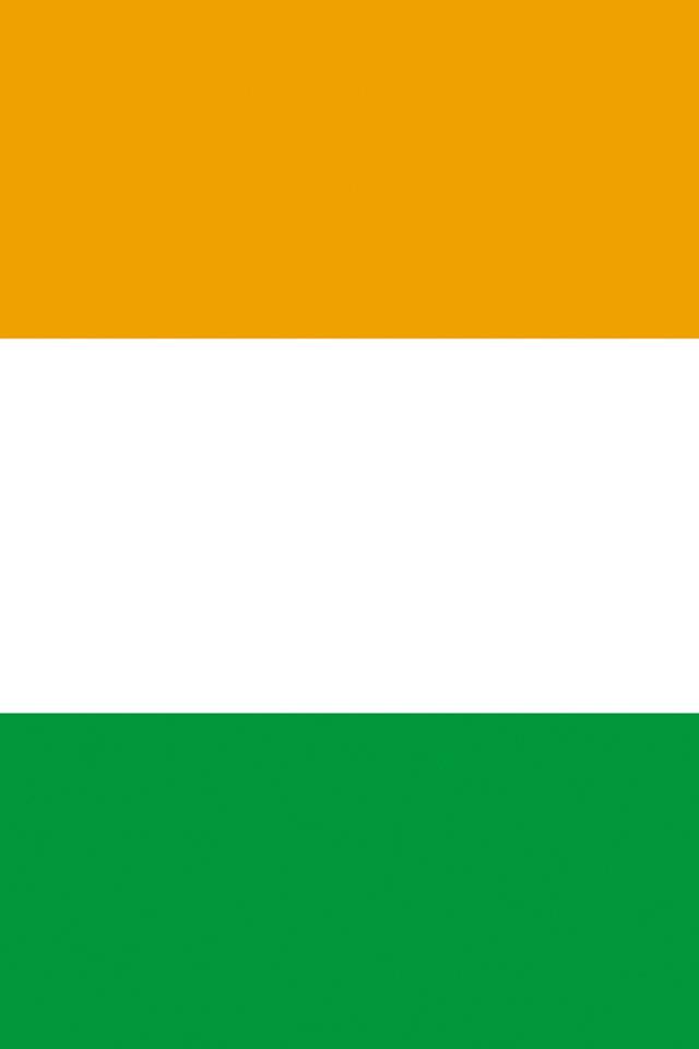 Cote d Ivoire Flag Wallpaper