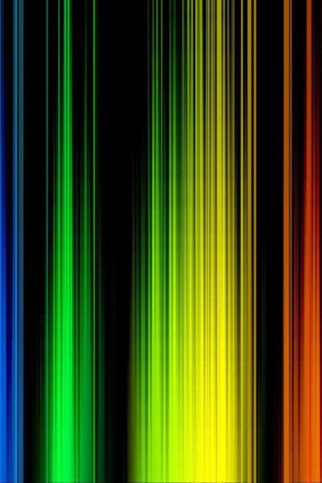 Color Streak Wallpaper