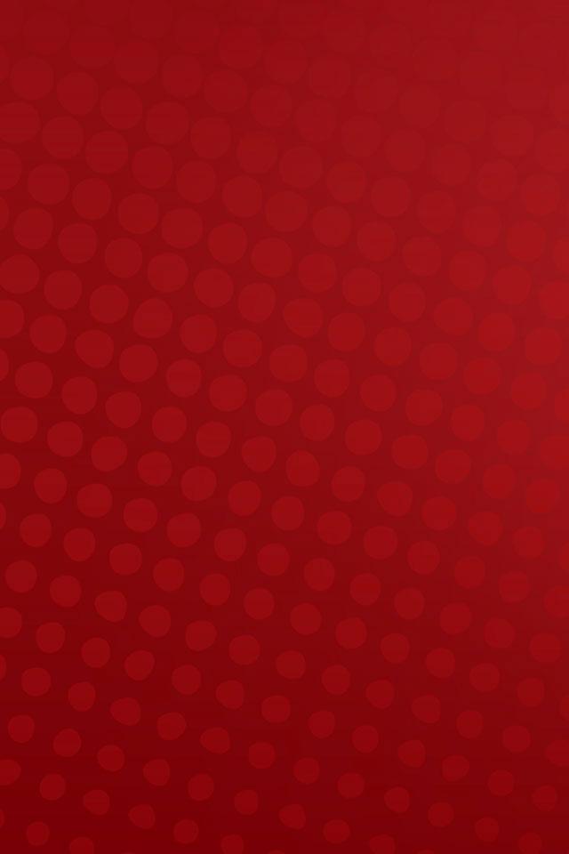 Red Dots Wallpaper