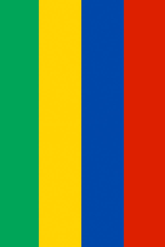 Mauritius Flag Wallpaper
