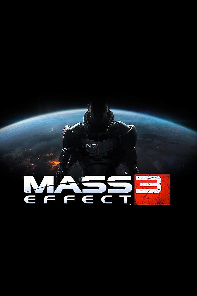Mass Effect 3 Wallpaper