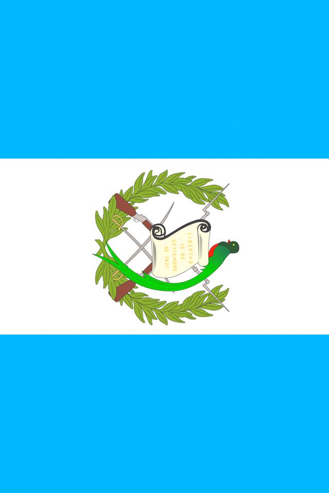 Guatemala Flag Wallpaper