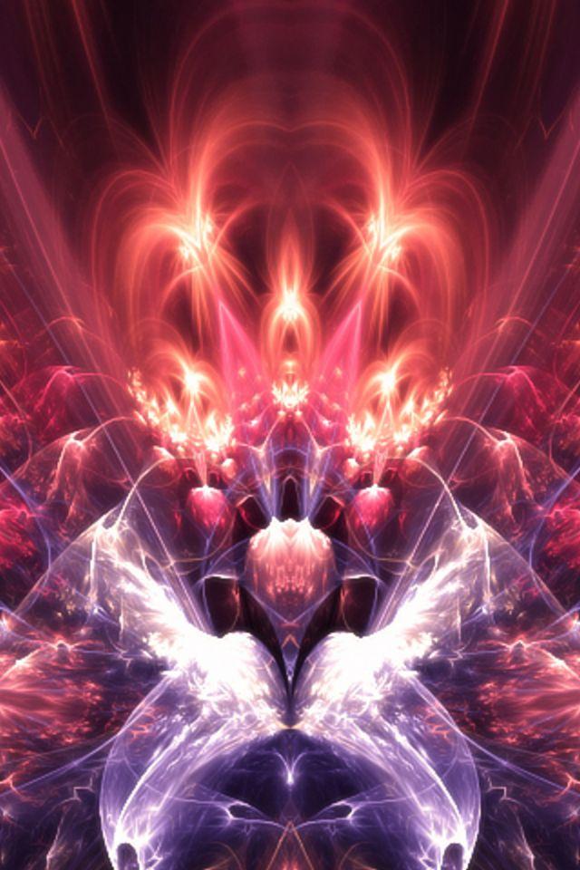 Butterfly of Love Wallpaper