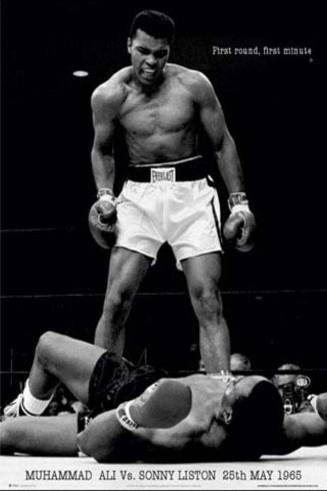 Muhammad Ali Wallpaper