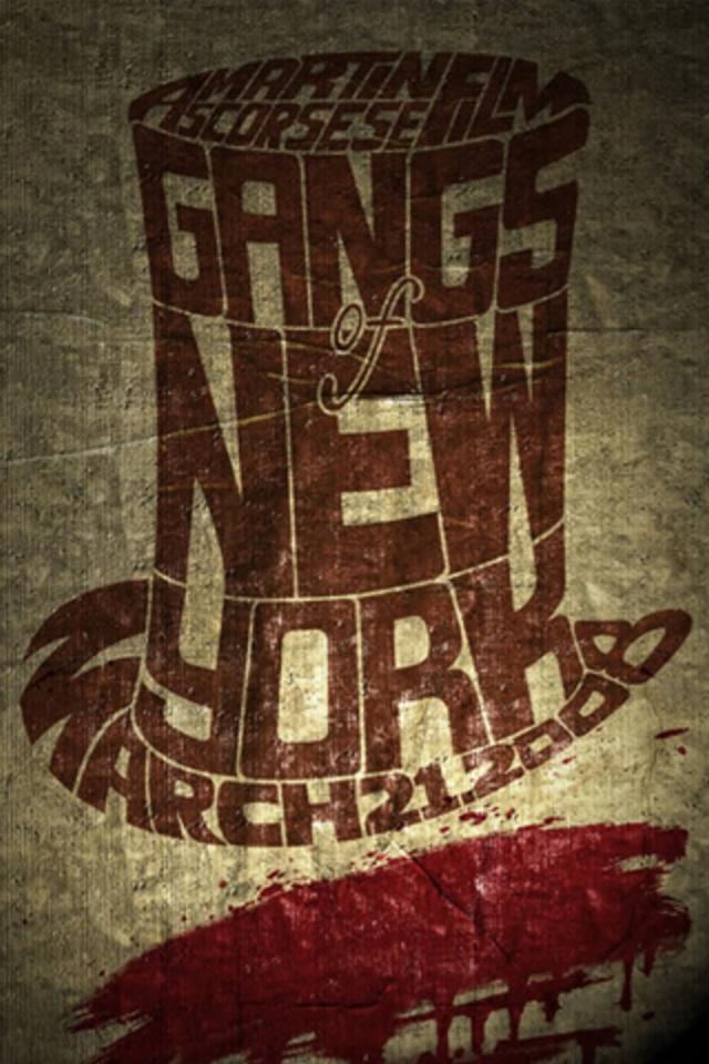 Gangs of New York Wallpaper