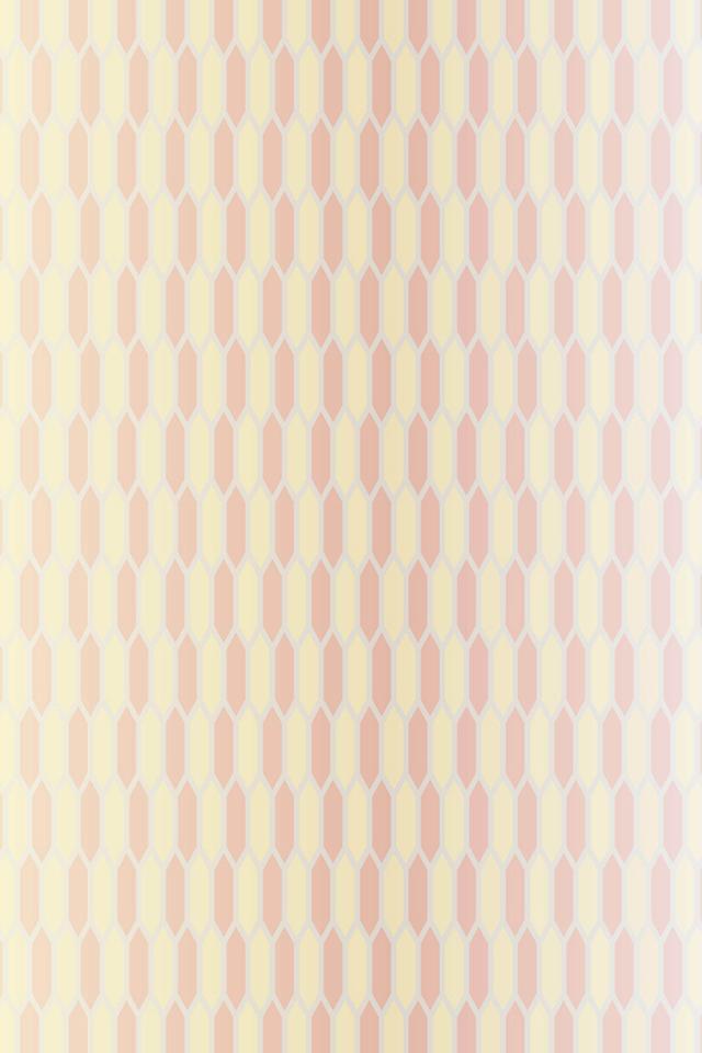 Pink Grid Wallpaper