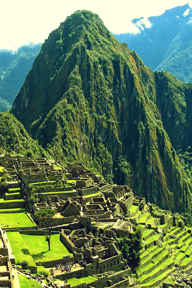 Peru Machu Picchu Wallpaper