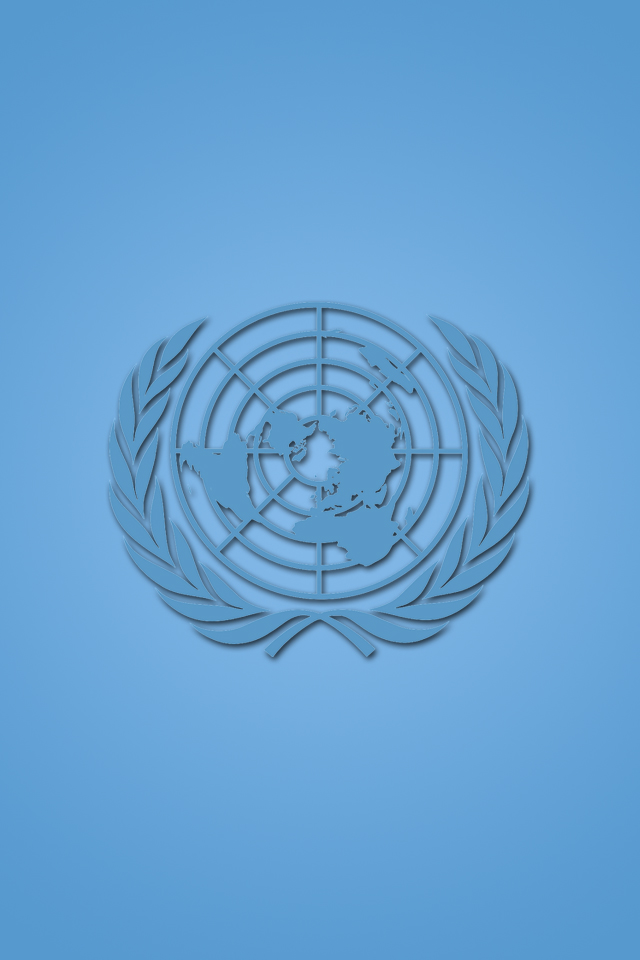 United Nation Logo Wallpaper