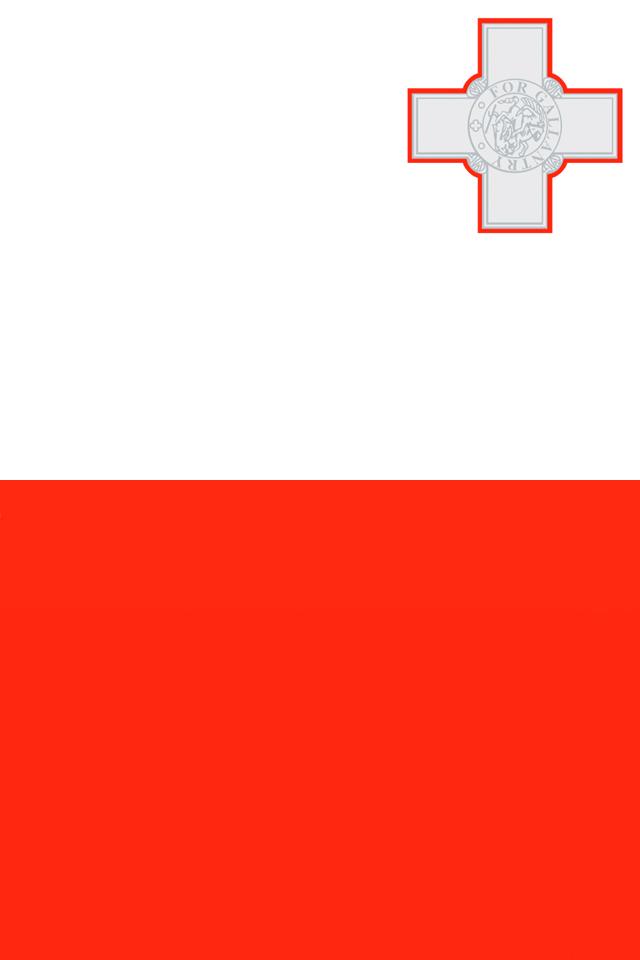 Malta Flag Wallpaper