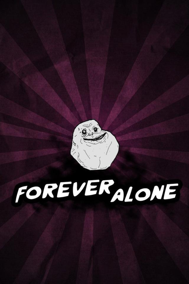 Forever Alone Wallpaper