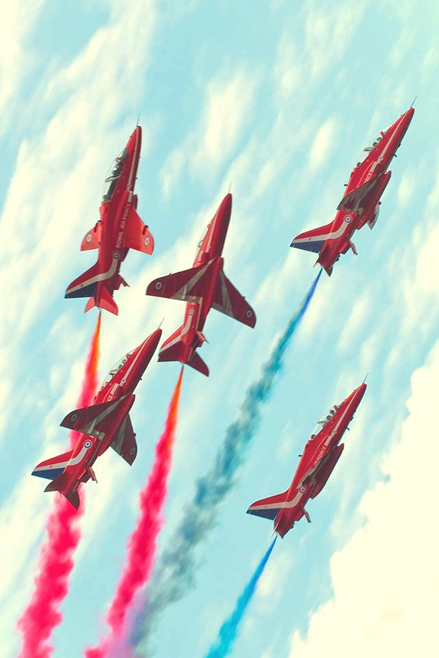 Airshow Wallpaper