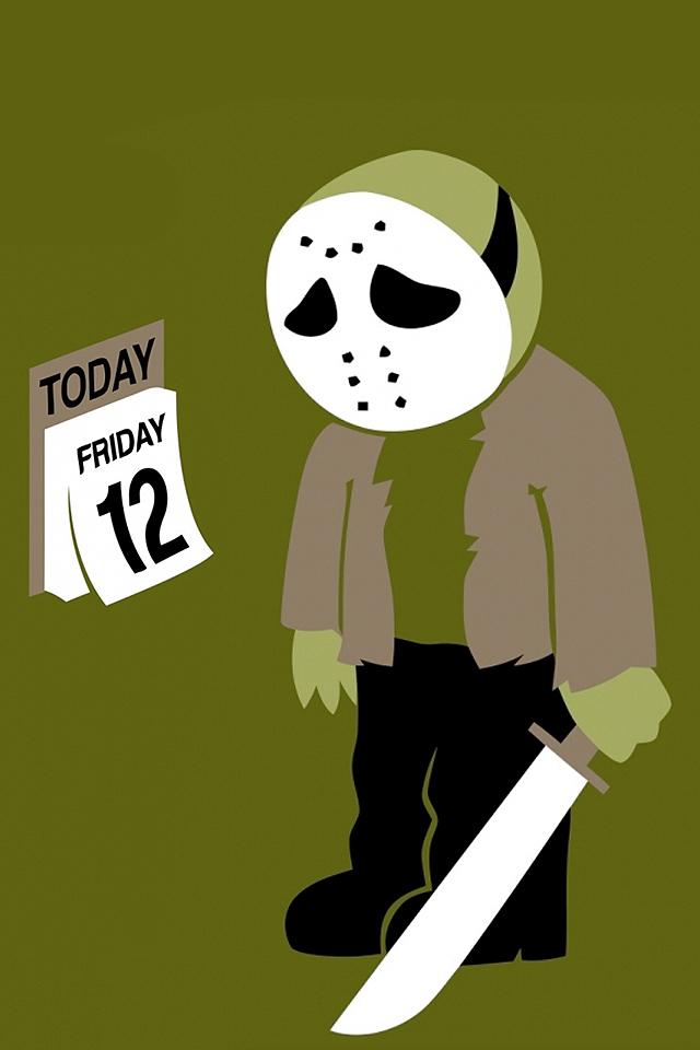 Friday 13th Wallpaper