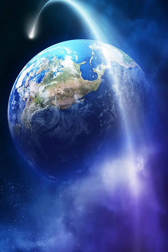 Earth Fantasy Wallpaper