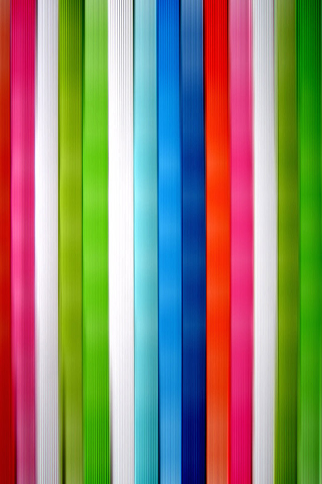 Rainbow Texture Wallpaper