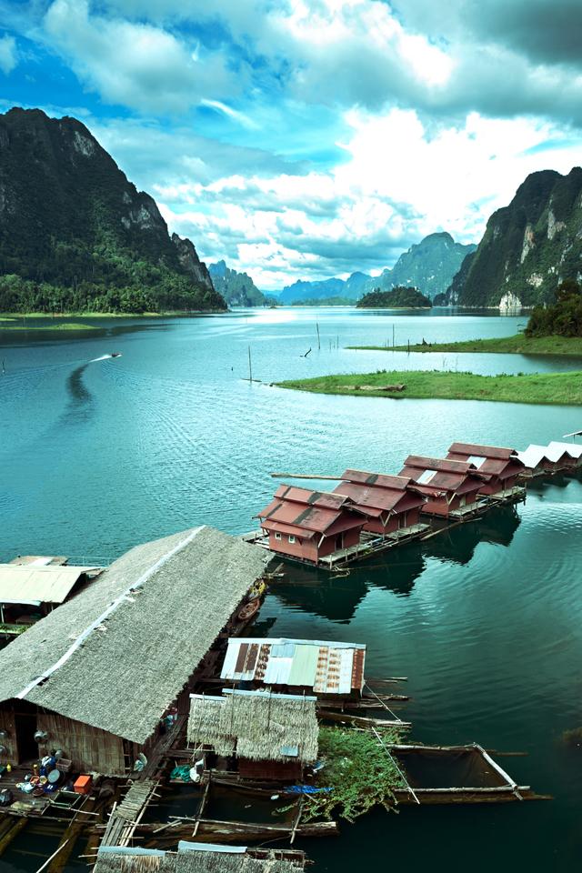 Scenic Landscape Wallpaper