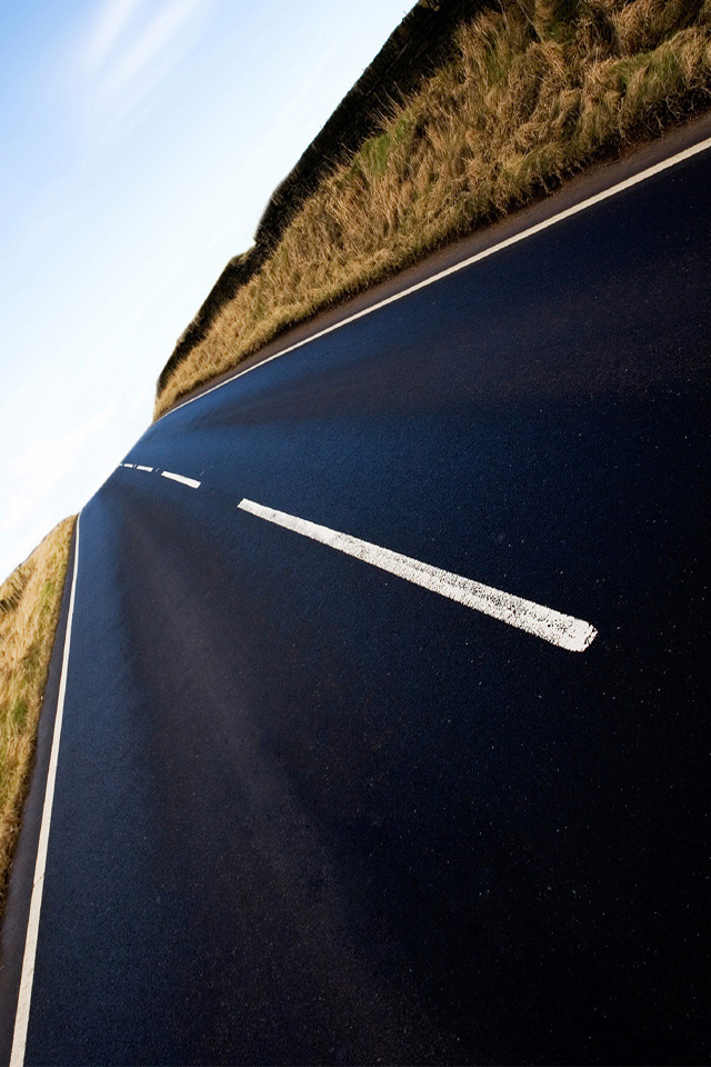 The Highway Wallpaper