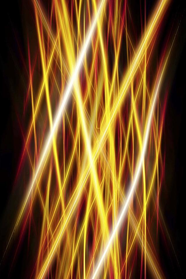 Fire Lines Wallpaper