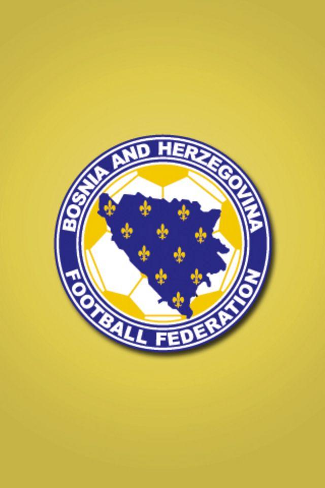 Bosnia and Herzegovina Football Logo Wallpaper