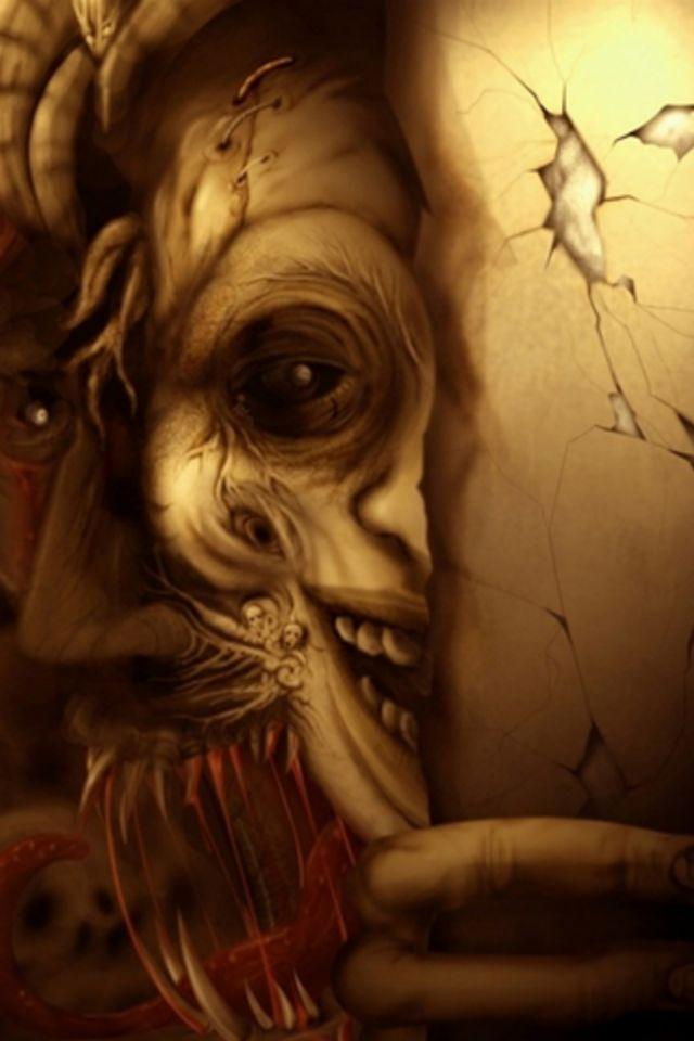 Demonios Wallpaper