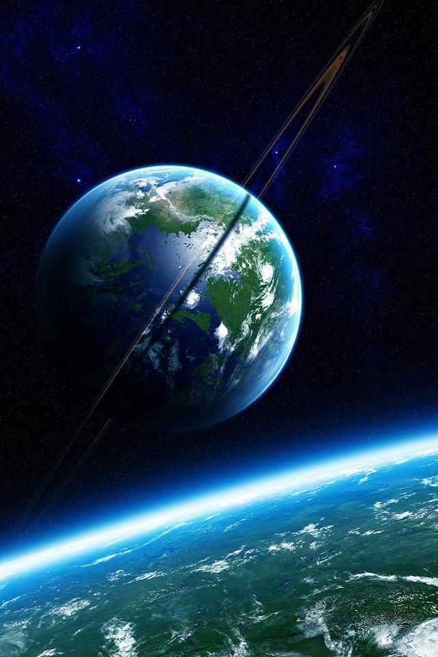 Exoplanet Wallpaper
