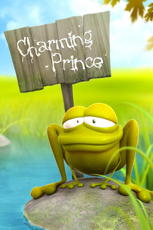 Prince Charming Wallpaper