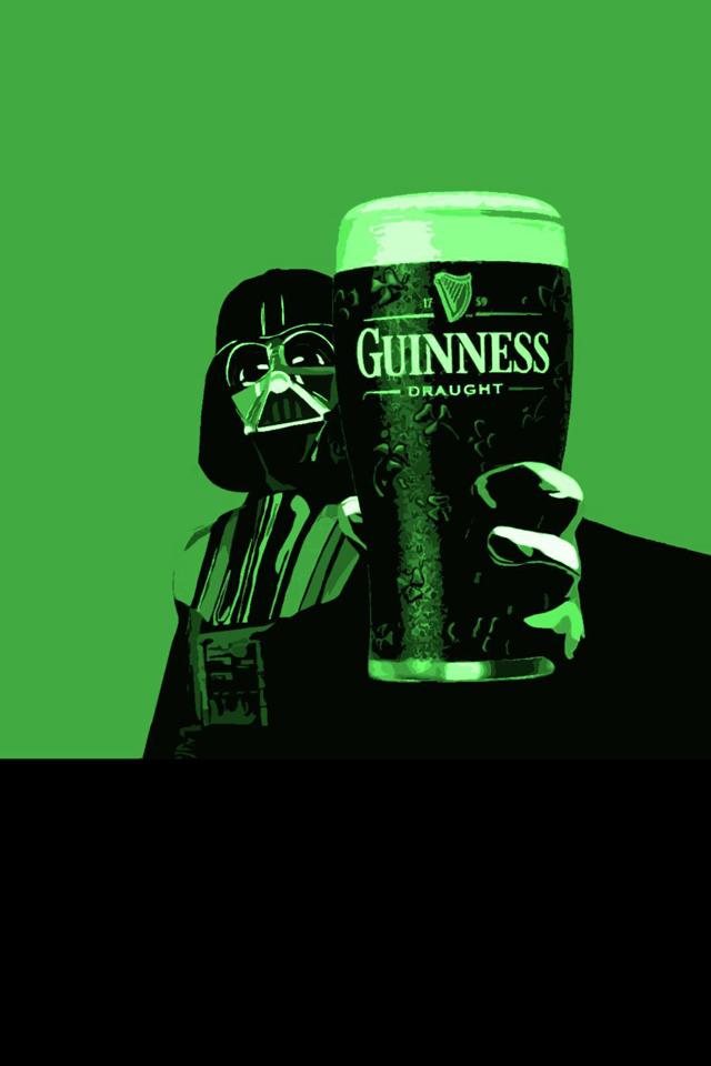 Darth Vader Guinness Wallpaper