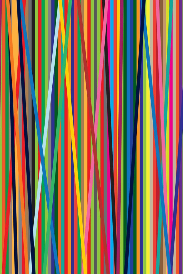 Colorful Patterns Wallpaper