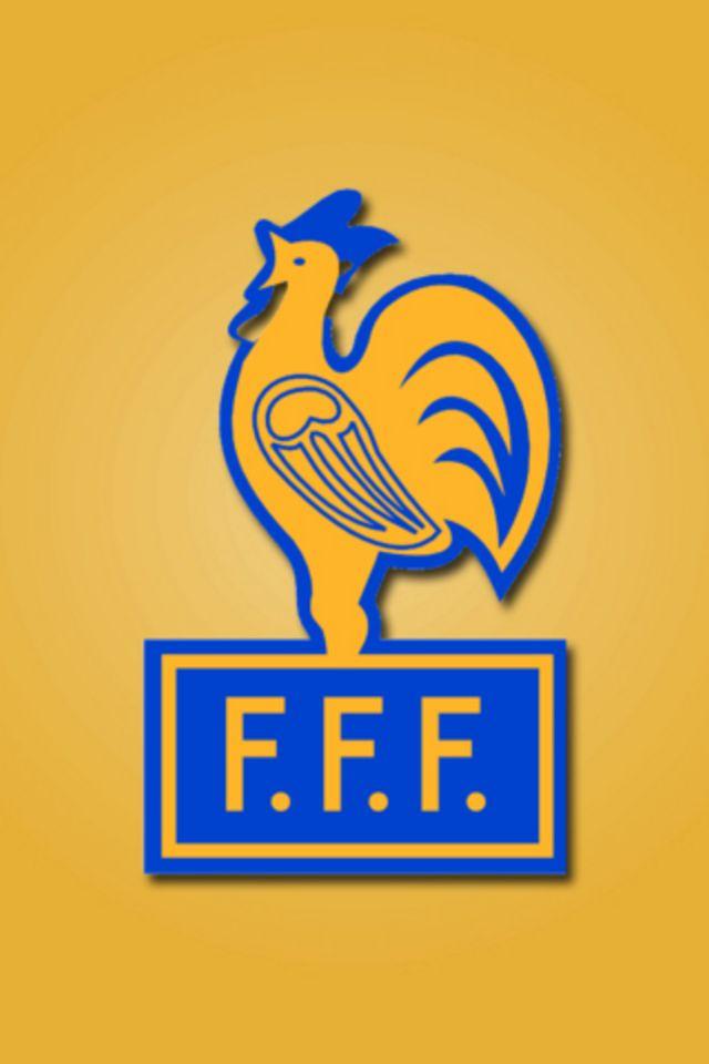 France Football Logo Wallpaper