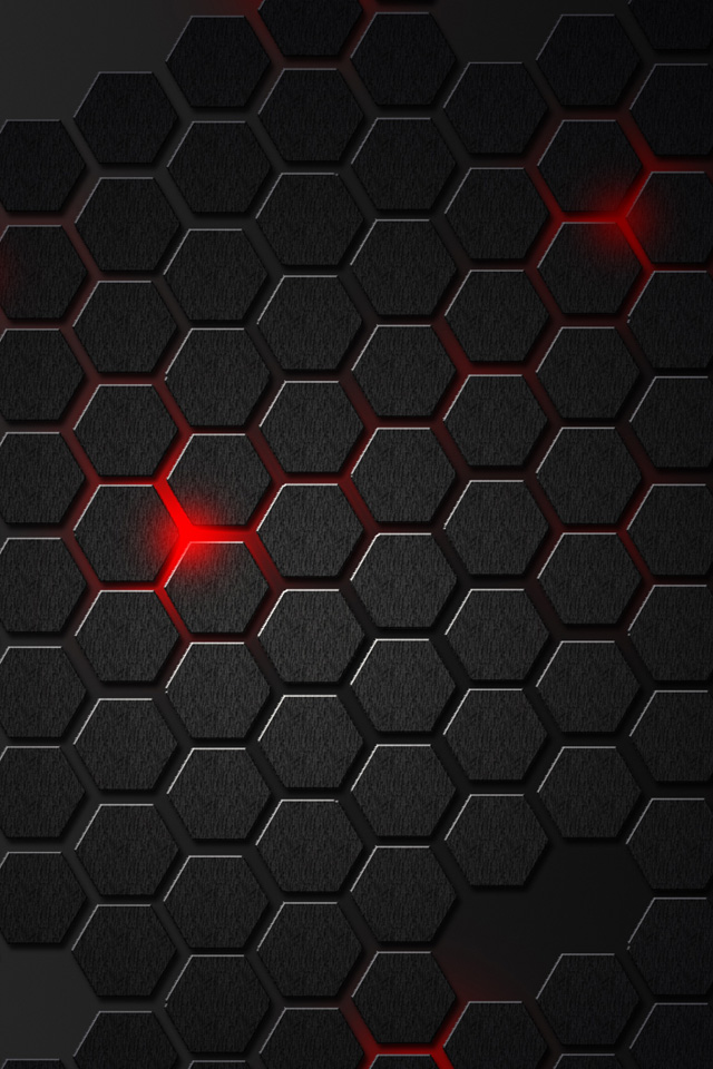 Red Flare Wallpaper