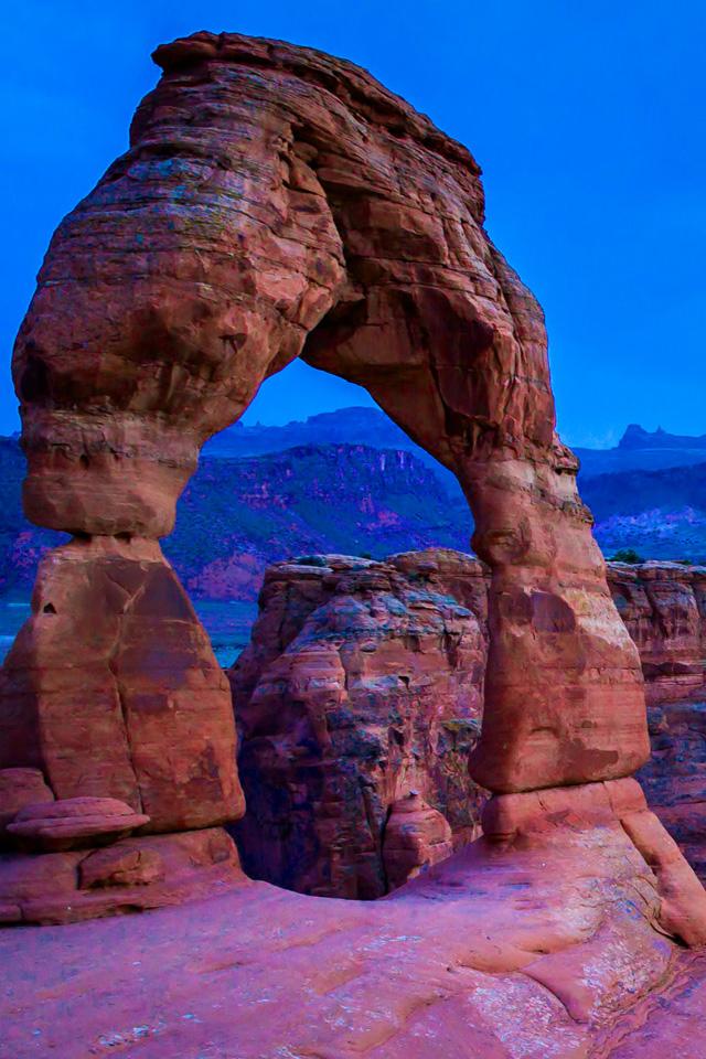 Canyon Landscape Wallpaper