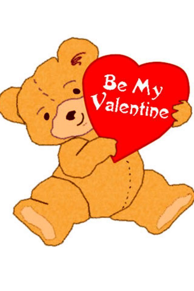 Bear Valentine Wallpaper