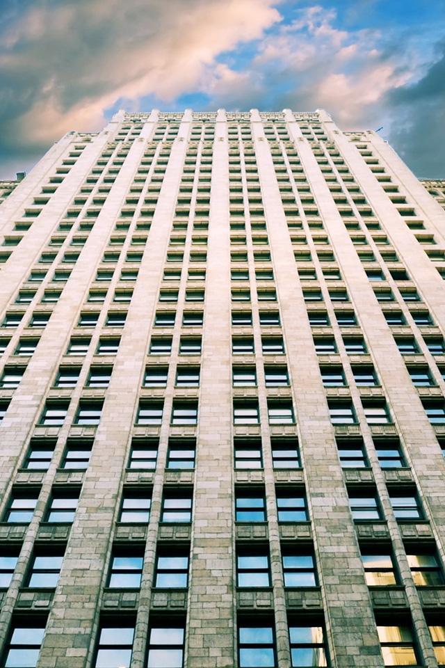 Looking Up Wallpaper