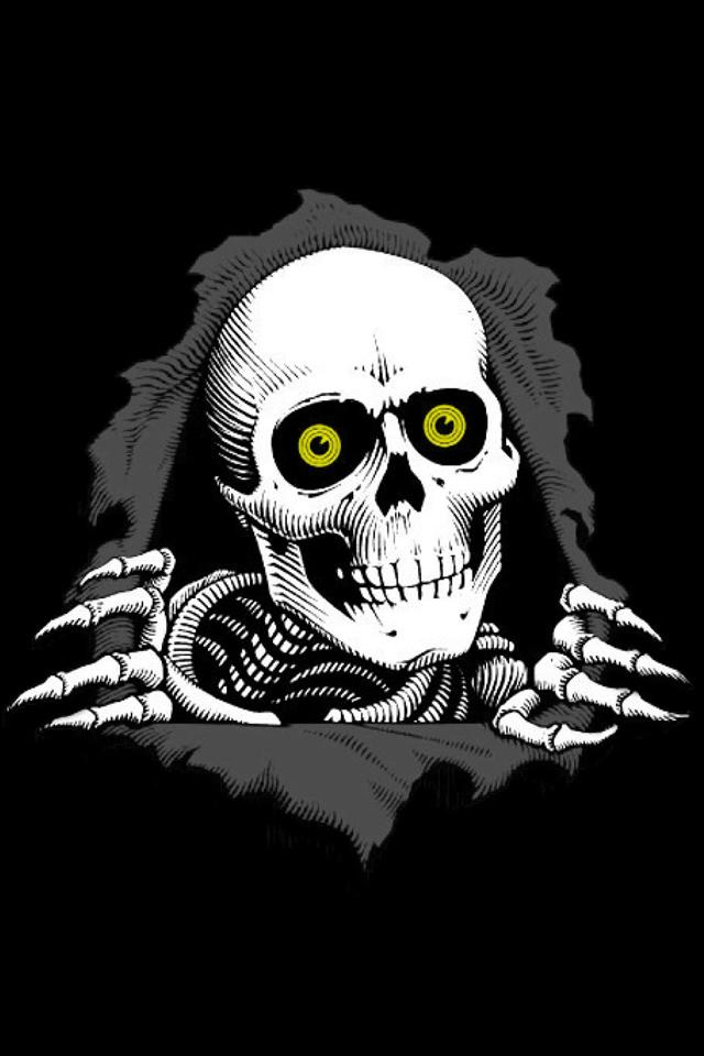 Skull Ripper Wallpaper