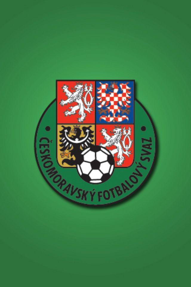 Czech Republic Football Logo Wallpaper