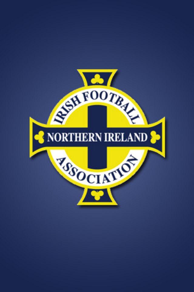 Northern Ireland Football Logo Wallpaper