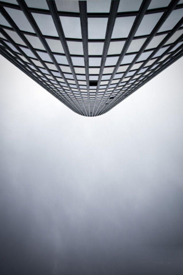 Building Perspective Wallpaper