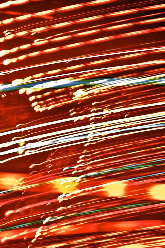 Long Shutter Lights Wallpaper