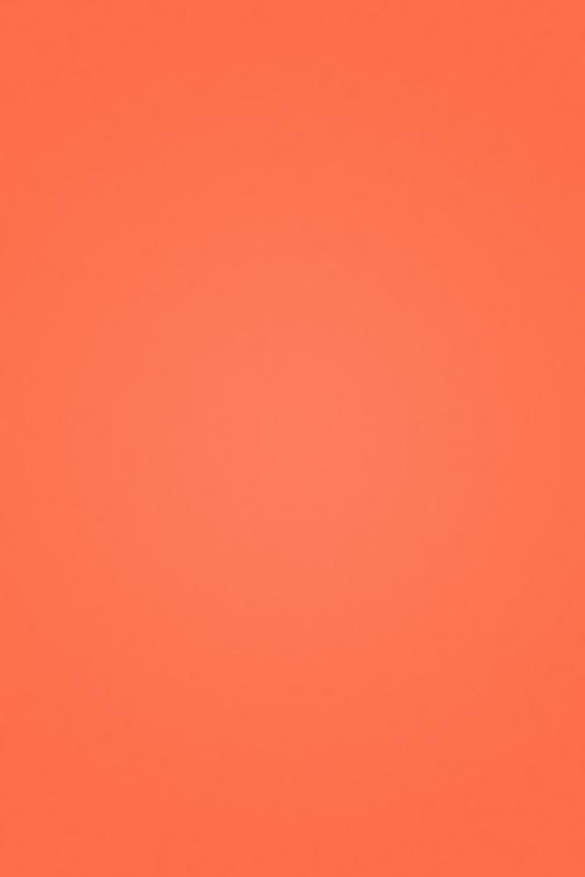 Outrageous Orange Wallpaper