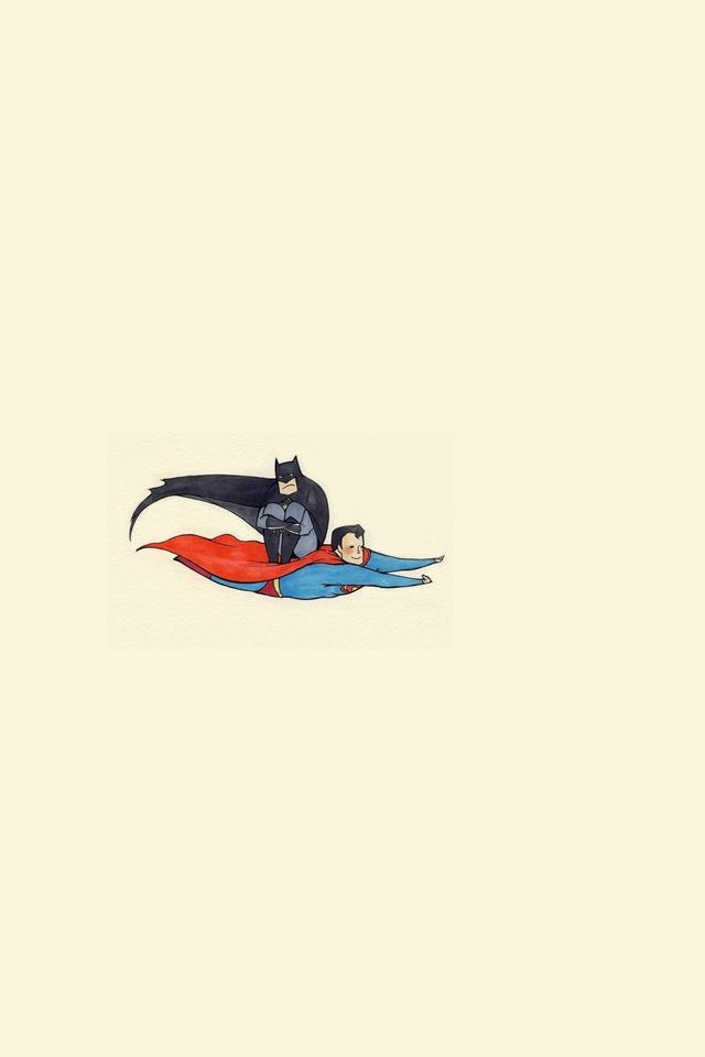 Batman v Superman Wallpaper