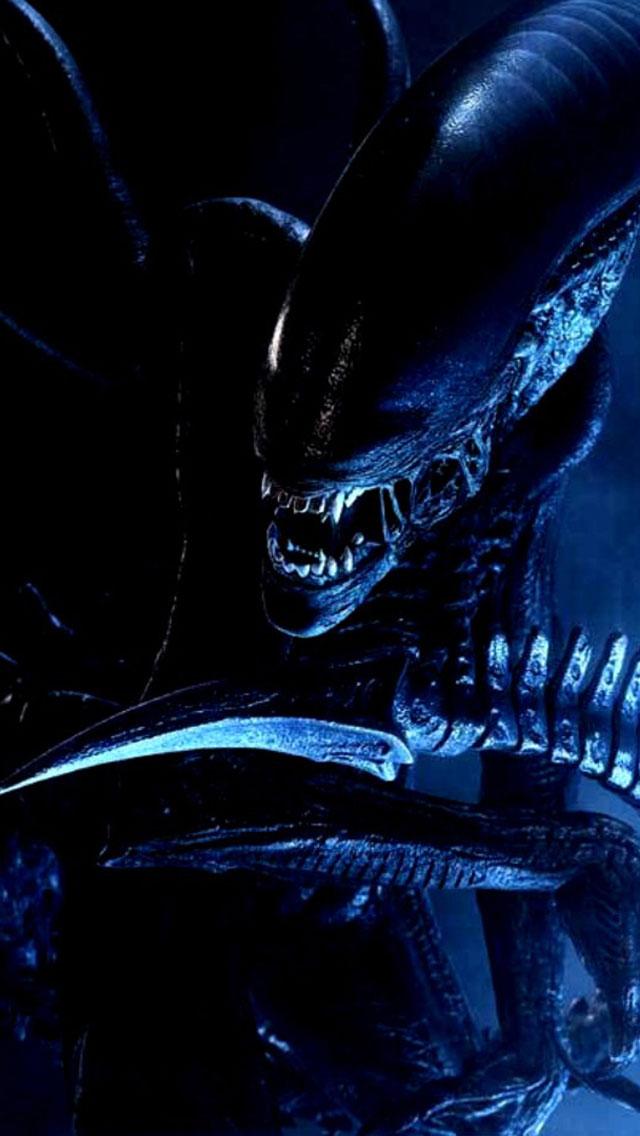 alien hd iphone wallpapers - photo #1