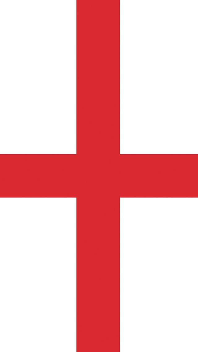England Flag iPhone Wallpaper HD