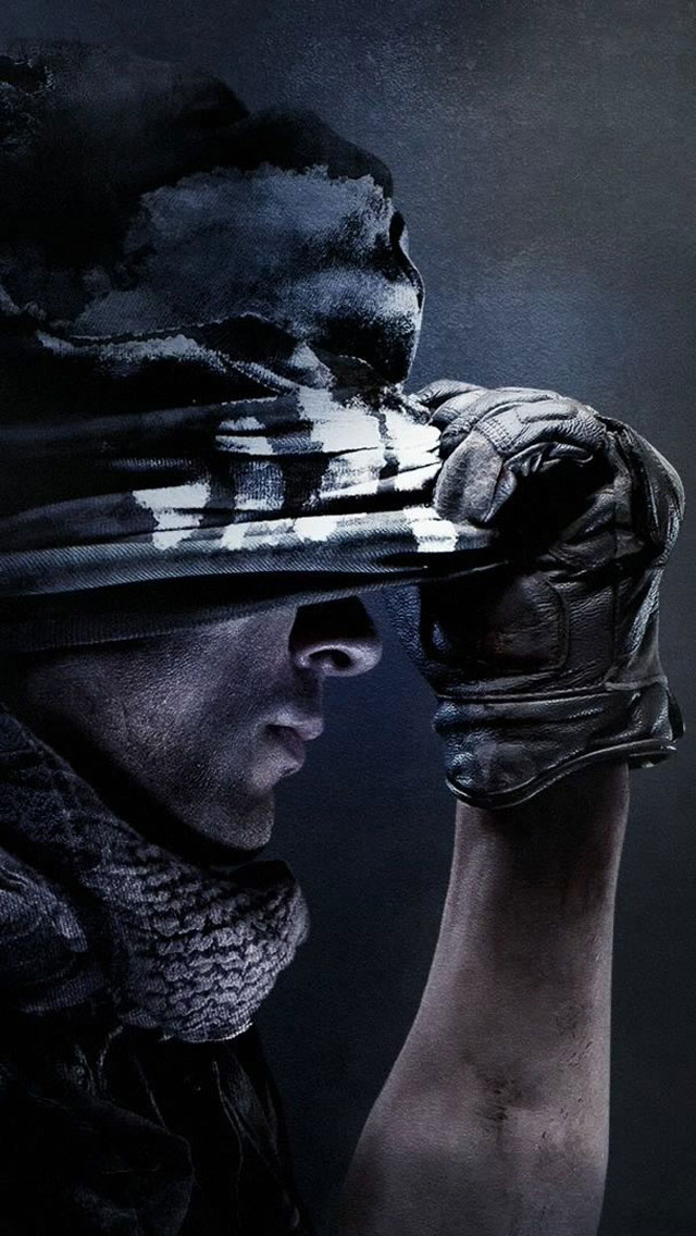 Call of duty ghosts iphone wallpaper hd - Call of duty ghost wallpaper hd iphone 5 ...