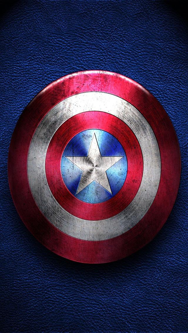 Captain America IPhone Wallpaper HD
