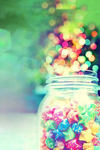 Stars Jar