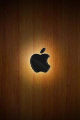 Woody Glowing Apple